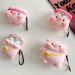 Make Workshop - Pig AirPods / Pro Earphone Case Cover
