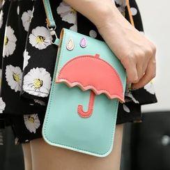 Cachet - Mini Mobile Phone Crossbody Bag