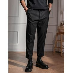 STYLEMAN - Wool Blend Dress Pants
