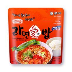 Easybab - Korean Bibimbap & Noodle with Jjamppong 110g
