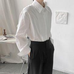 Bjorn - Plain Shirt