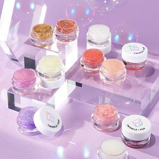 CLIO - TWINKLE POP Jelly Glitter - 8 Colors