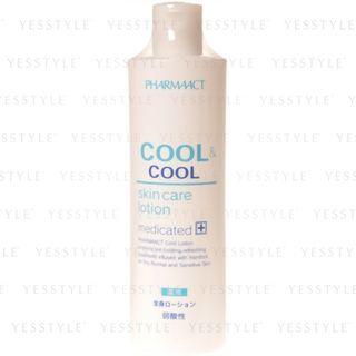 KUMANO COSME - Pharmaact Medicated Cool Skin Care Lotion Weak Acidity