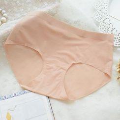 QIANLEE - Plain Panties