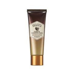 SKINFOOD - Royal Honey Propolis Enrich Sleeping Pack 80ml