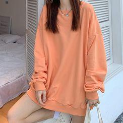 Moon City - Plain Sweatshirt