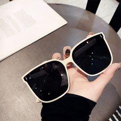 MOL Girl - 方形太陽眼鏡