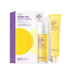 NEOGEN - Dermalogy Double Vita Drop In Serum Skin Bright Kit