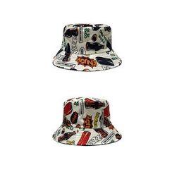 Heloi - Printed Bucket Hat