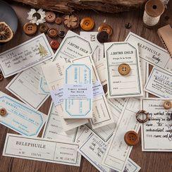 Monez - Memo Paper (various designs)