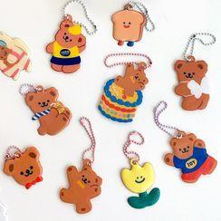 Aether - Bear Key Chain