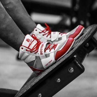 Boruki - High-Top Sneakers