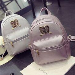 Clair Fashion - Glitter Backpack