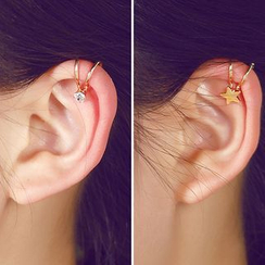 MUNGO - Accented Ear Cuff