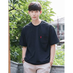 STYLEMAN - Pocket-Front T-Shirt in 10 colors