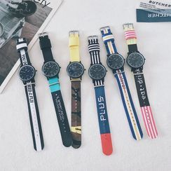 InShop Watches - Printed Strap Watch
