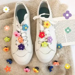 Intimo - Flower Shoelace Accessory