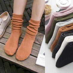 Shippo - 罗纹袜子