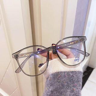 MOL Girl - Round Frame Glasses