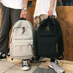 VISH - Plain Lightweight Backpack