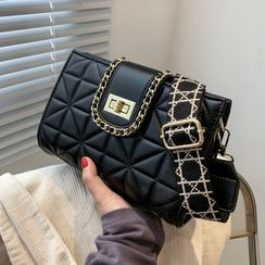 KOCORE - Quilted Crossbody Bag