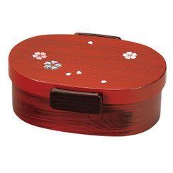 Hakoya - Hakoya Airtight Oval Lunch Box S 480ml (Mokume Yayoi)