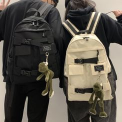 Novila - Buckled Backpack