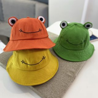FROME - Frog Bucket Hat