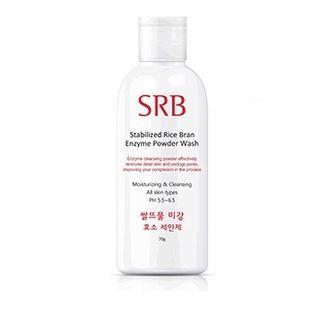 SRB - Stabilized Rice Bran Enzyme Powder Wash 70g