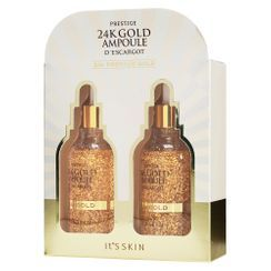 It'S SKIN - Prestige 24K Gold Ampoule D'escargot Set