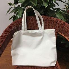 DUKA - 纯色帆布购物袋