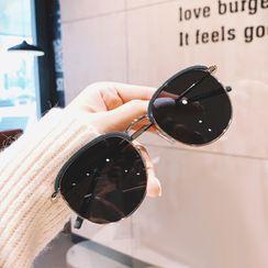 MOL Girl - Round Frame Sunglasses