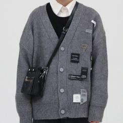 FAERIS - Applique Cardigan