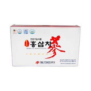 Bulrogeon - Korean Red Ginseng Tea(100 sachets)