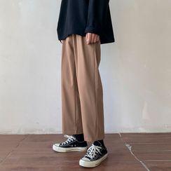 YERGO - 寬腿西褲