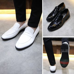 Manne - Genuine Leather Loafers