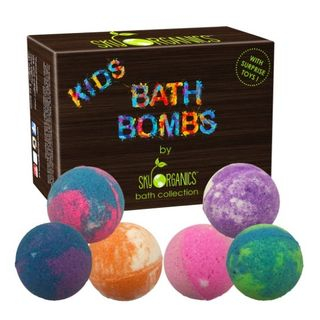 Sky Organics - Kids Bath Bombs Gift Set