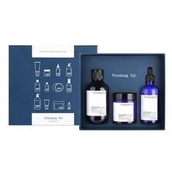Pyunkang Yul - Moisture Skincare Set: Essence Toner 200ml + Moisture Serum 100ml + Nutrition Cream 100ml