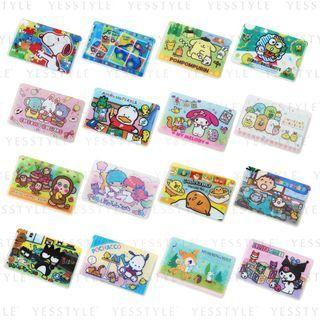 Sanrio - Card Holder 1 pc - 20 Types