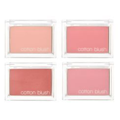 MISSHA - Cotton Blusher - 10 Colors