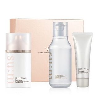 su:m37 - Sun-Away Cooling Watery Sun Block Special Set