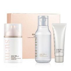 su:m37(サム37) - Sun-Away Cooling Watery Sun Block Special Set