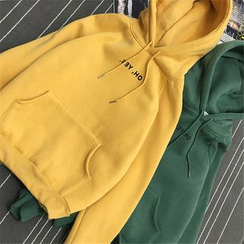 OGAWA - Hooded Pullover