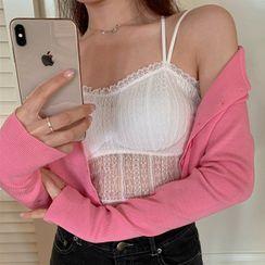 Ashlee - Lace Camisole