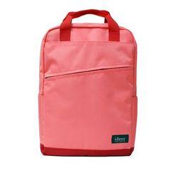 ideer(アイディール) - Hayden  - Laptop Backpack - Peach