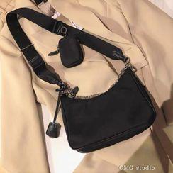 Ikebag - Nylon Crossbody Bag