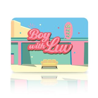 MTPR - BTS Boy With Luv Contact Lens Case