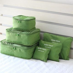 Cattle Farm - Set of 6: Travel Packing Cubes