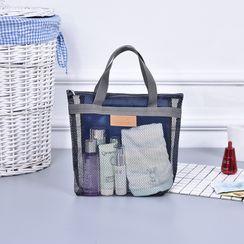 Lezi Bags - Mesh Makeup Bag