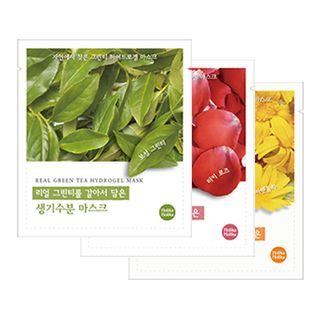 HOLIKA HOLIKA - Real Hydrogel Mask (3 Types)